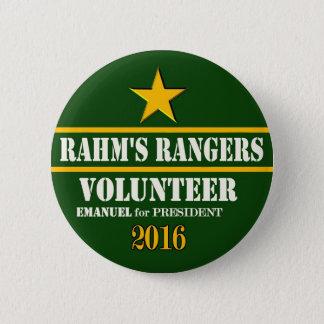 Badges Le volontaire de la garde forestière de Rahm