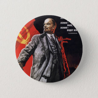 Badges Lénine - communiste russe