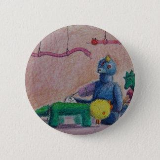 Badges Les animaux de Gracie