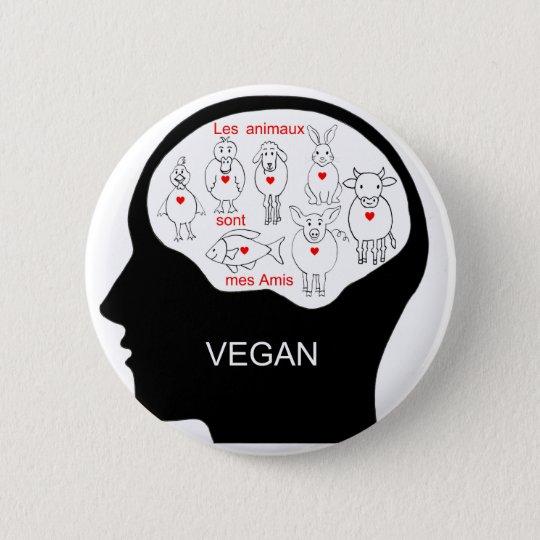 Badges Les animaux sont mes amis