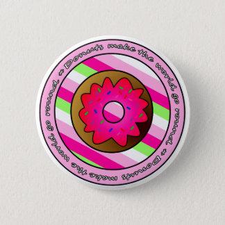 Badges Les butées toriques font le monde aller en rond -