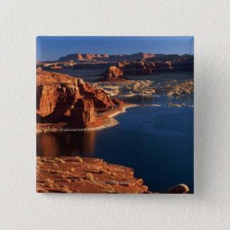 Badges Les Etats-Unis, Utah, aire de loisirs nationale 2