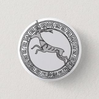 Badges Les Olympiens ! Insigne de symbole d'Artemis/Diana