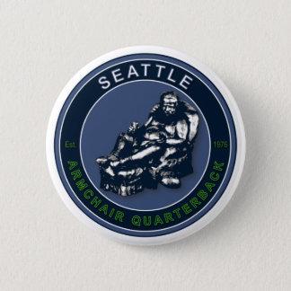 Badges Les passionés du football de Seattle de ~ de