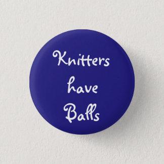 Badges Les tricoteuses ont des boules