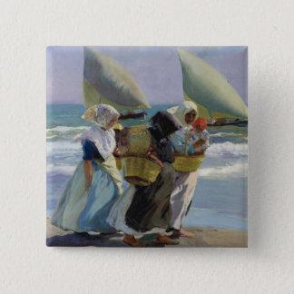Badges Les trois voiles - Joaquin Sorolla