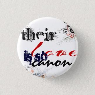 Badges leur amour est ainsi canon