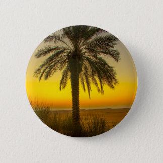 Badges Lever de soleil de palmier