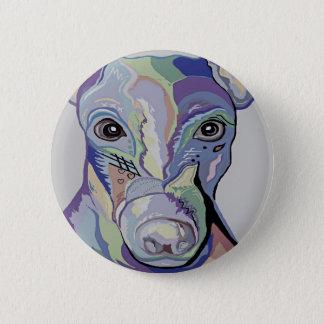 Badges Lévrier dans des couleurs de denim