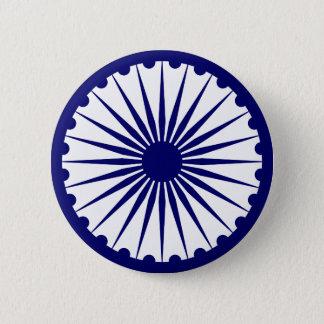 Badges L'Inde Ashoka Chakra