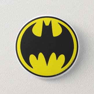 Badges Logo de cercle de batte du symbole | de Batman