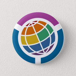 Badges Logo du monde libre - bouton de fierté de LGBT