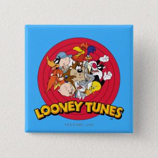 Badges Logo LOONEY de caractère de TUNES™