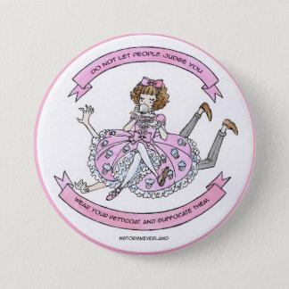 Badges Lolita doux suffoquent