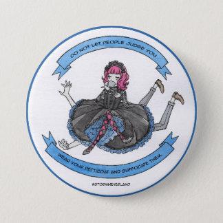 Badges Lolita gothique