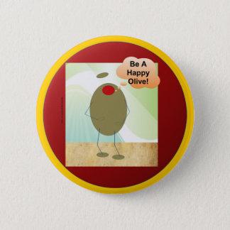Badges L'olive heureuse