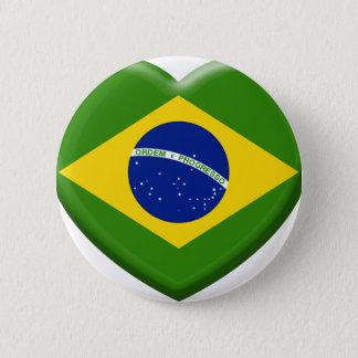 Badges Love Brésil Samba