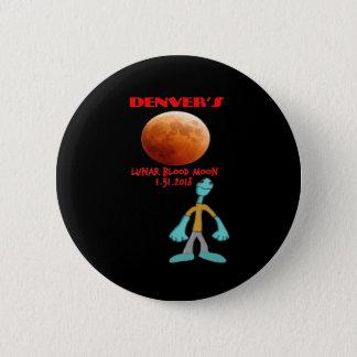 Badges Lune 01.31.2018 de sang de l'éclipse lunaire de