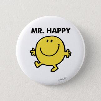 Badges M. Happy | dansant et souriant