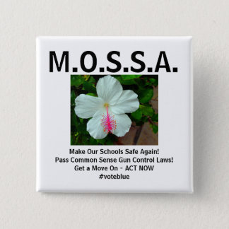 Badges M.O.S.S.A. Bouton