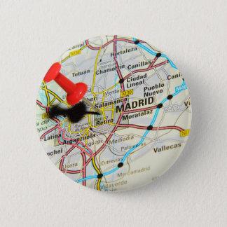 Badges Madrid, Espagne