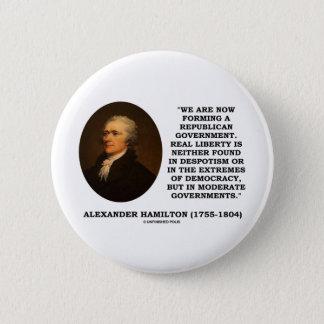 Badges Maintenant formation d'une vraie liberté de