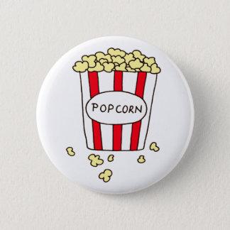 Badges Maïs éclaté de salle de cinéma d'amusement dans le