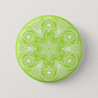 Badges Mandala de chaux