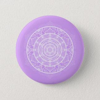 Badges Mandala de lavande