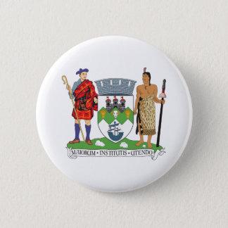 Badges Manteau de Dunedin des bras