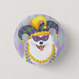 Badges Mardi gras Eskie