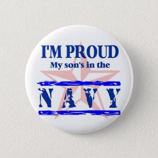Badges Marine fière - fils