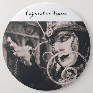 Badges Masque vénitien de carnaval