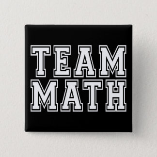 Badges Maths d'équipe