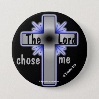 Badges Me Christian de seigneur Chose