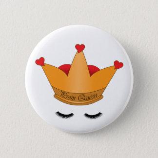 Badges Mèches de reine du bal de promo