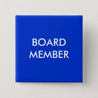 Badges membre du conseil