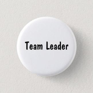 Badges Meneur d'équipe