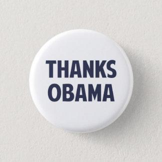 Badges Merci Barack Obama
