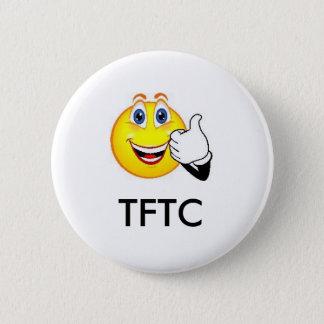 Badges Mercis de TFTC du Pin de GeoSwag de cachette
