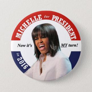 Badges Michelle Obama pour le président en 2016