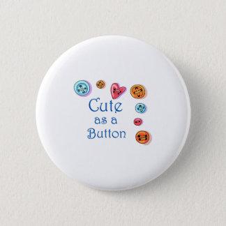 Badges Mignon comme bouton