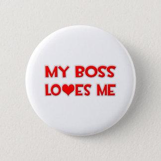 Badges Mon patron m'aime