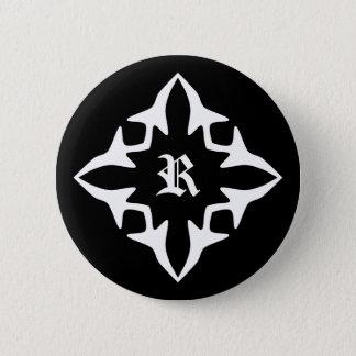 Badges Monogramme médiéval gothique