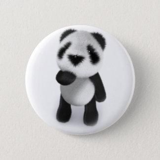 Badges montres de panda du bébé 3d