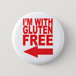 Badges Montrez votre soutien de votre aimé sans gluten !