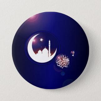 Badges Mosquée en croissant de lune