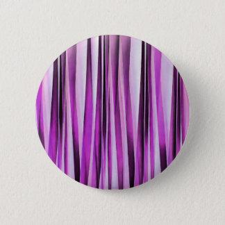 Badges Motif rayé de Lavendar, d'iris et de raisin