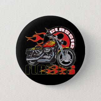 Badges Moto classique vintage du travail de peinture de
