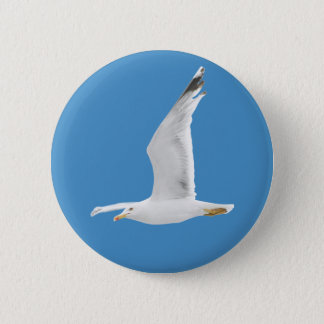 Badges Mouette de vol